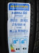 Maxtrek Sierra S6. Летние, 2016 год, без износа, 4 шт