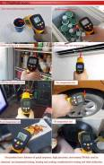 Пирометр - лазерный термометр -50 до +1600 град как замена тепловизору