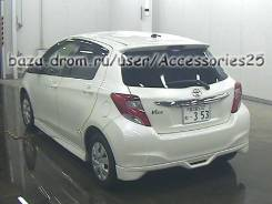 Спойлер. Toyota Vitz, NSP135, KSP130, NSP130, NCP131 Toyota Yaris, NCP131