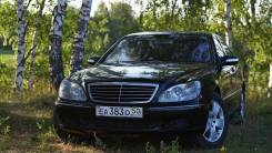 Mercedes-Benz S-Class. Mercedes-Benz S-class S500 4 matic