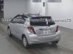 Спойлер. Toyota Vitz, NSP135, KSP130, NSP130, NCP131 Toyota Yaris, NCP131. Под заказ