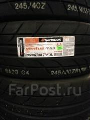 Hankook Ventus R-S3 Z222. Летние, 2014 год, без износа, 1 шт