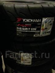 Yokohama Advan Neova AD08R. Летние, 2014 год, без износа, 4 шт