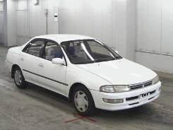 Кондиционер салона. Toyota Carina, AT191 Двигатели: 7AFE, 7A