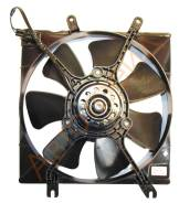 Диффузор радиатора в сборе KIA SPECTRA 01-