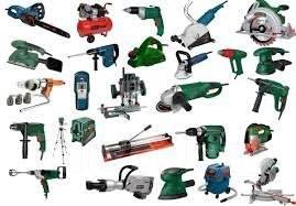 Аренда электроинструмента и оборудования для строительства