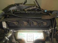 Контрактный б/у двигатель + кпп Honda F23A