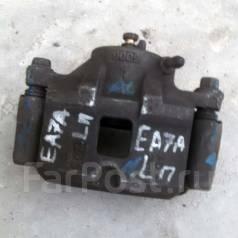 Суппорт тормозной. Mitsubishi Legnum, EA1W, EA7W, EC7W, EC1W Mitsubishi Galant, EA7A, EC7A, EC1A, EA1A Mitsubishi Aspire, EA1A, EC7A, EA7A, EC1A Двига...