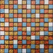 Каменная мозаика.