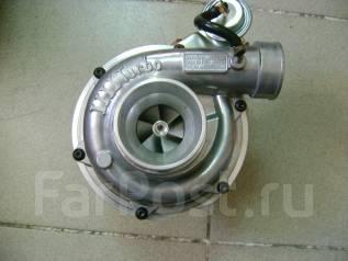 Турбина. Isuzu Forward Двигатель 6HE1