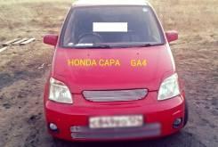 Накладка на фару. Honda Capa