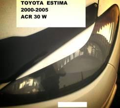 Накладка на фару. Toyota Estima