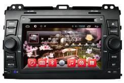 Автомагнитола Redpower 18182 для Toyota Prado 120 на Android 4.2.2