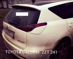 Накладка на фару. Toyota Caldina