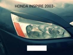 Накладка на фару. Honda Inspire, UC1