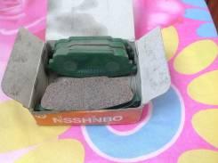 Колодки тормозные задние дисковые Mazda (Nisshinbo)Япония