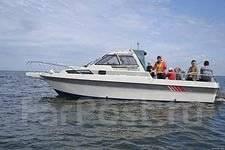 Аренда катера, морское такси. 12 человек, 45км/ч