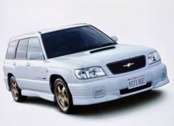 Бампер передний STI для Subaru Forester SF