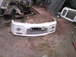 Бампер. Nissan Presage, HU30 Двигатель VQ30DE