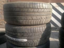 Bridgestone Potenza RE040. Летние, износ: 10%, 2 шт