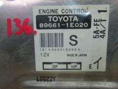 Блок управления двс. Toyota Corolla, AE100, AE110 Toyota Corolla Levin, AE110 Toyota Sprinter Trueno, AE110 Toyota Sprinter, AE110 Двигатель 5AFE