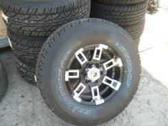 Литьё с резиной Dunlop Grandtrek AT3 275/70R16. 8.0x16 6x139.70 ET0