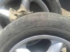 Bridgestone Dueler H/L. Летние, 2011 год, износ: 40%, 4 шт