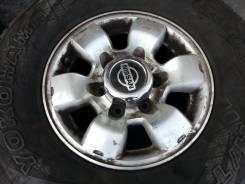 Nissan. 7.0x15, 6x139.70