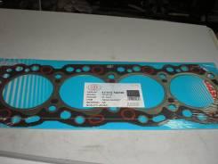 Прокладка головки блока цилиндров. Toyota Crown, LS130, LS120 Двигатель 2LTHE
