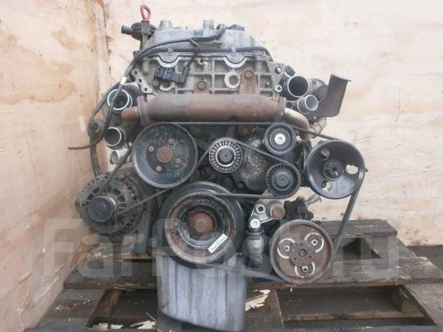 Двигатель Ssang Yong Kyron (Кайрон) D27DT 665 2.7cc