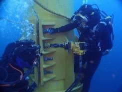 Водолазные, подводные работы. Лицензия, СРО (Доступная цена)
