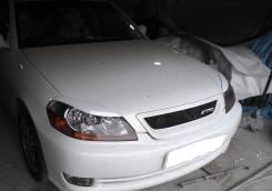 Накладка на фару. Toyota Mark II, JZX115, GX110, GX115, JZX110