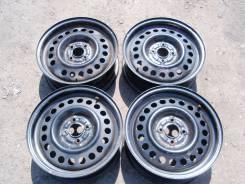 Nissan. 5.5x15, 4x98.00, 4x100.00, ЦО 60,1мм.