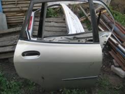 Дверь боковая. Toyota Duet, M100A