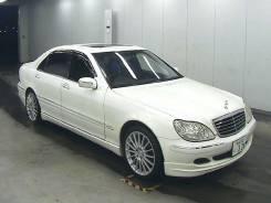 Двигатель в сборе. Mercedes-Benz S-Class, W220 Двигатель M113