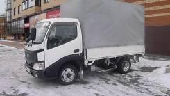 Toyota Dyna. Продаю японский грузовик, с высоким тентом, двигатель 3 RZ, прадовский, 2 700куб. см., 2 500кг., 4x2
