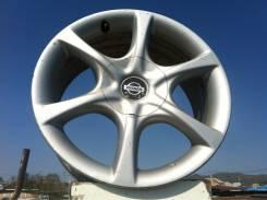 Nissan. 7.5x17, 5x114.30, ET40, ЦО 65,0мм.