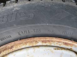 Кама-505. Зимние, шипованные, 2014 год, износ: 5%, 4 шт