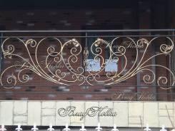 . Лестницы заборы, ограждения, перила, балконы . Художественная Ковка.