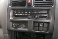Блок управления климат-контролем. Mazda MPV, LVLR Двигатель WLT