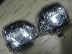 Накладка на зеркало. Mitsubishi Pajero, V83W, V93W, V88W, V97W, V87W, V98W