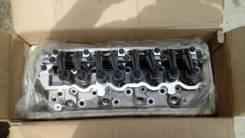 Головка блока цилиндров. Mitsubishi Delica Mitsubishi Pajero, L044GV Двигатель 4D56