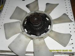Вискомуфта. Mitsubishi Pajero, V44W Двигатель 4D56