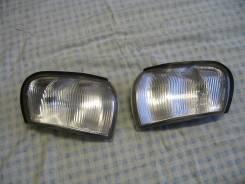 Фонари поворотники передние Субару Импреза 1994-1999 г. в. 2 шт. Subaru Impreza, GF5, GC2, GF8, GC1, GF1, GC8, GF2, GF6 Двигатели: EJ18, EJ15, EJ201...