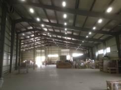 Производственно-складские комплексы. 1 600 кв.м., улица Стрелочная 21, р-н Третья рабочая