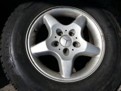 Mercedes. 8.0x16, 5x112.00, ET52