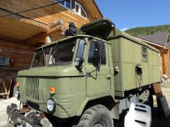 ГАЗ 66. Продам (автодом)