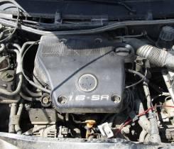 Двигатель в сборе. Skoda Octavia