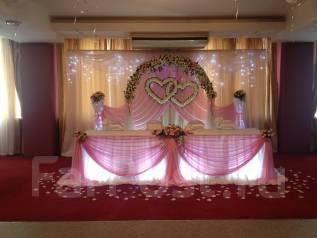 Украсим свадебный зал