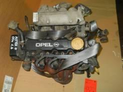 Двигатель Opel 1.6, 8-клапанный